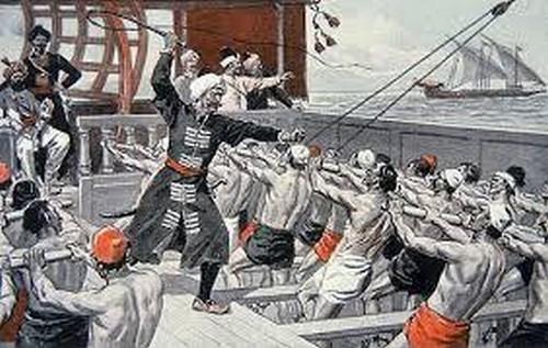 galley-slaves